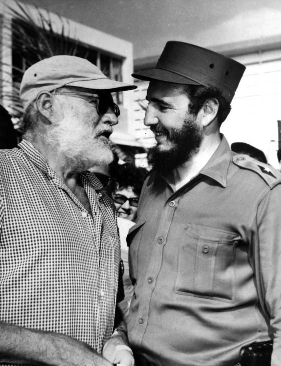 Photo of Fidel Castro