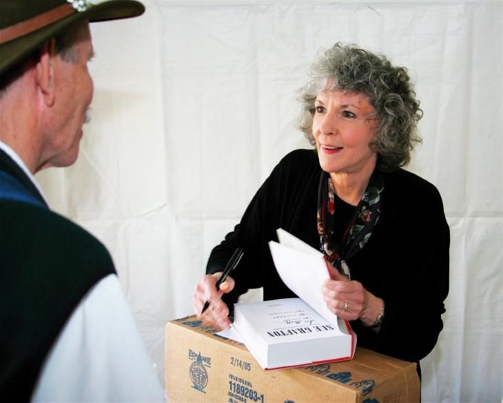 Photo of Sue Grafton