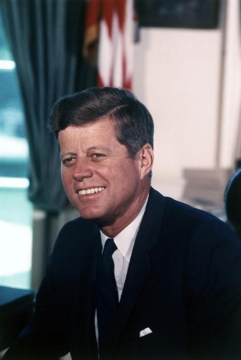 Photo of John F. Kennedy