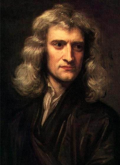 Photo of Sir Isaac Newton