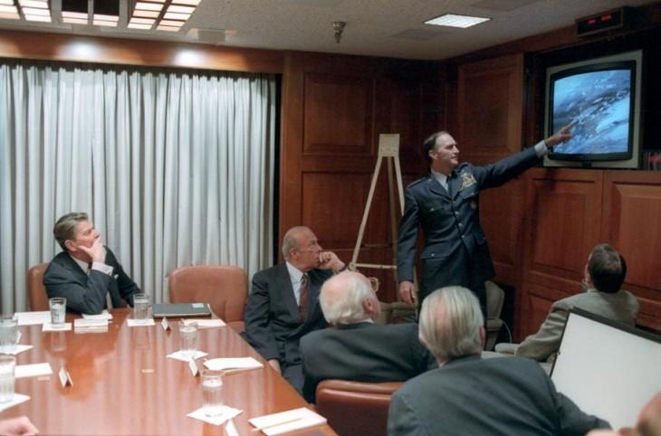 Ronald Reagan Situation Room